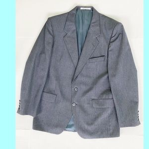 Yves Saint Laurent Gray Blazer Size 40R